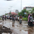 Jalan Sungai Beringin Rusak Parah, Begini Tanggapan Anggota DPRD Provinsi Riau