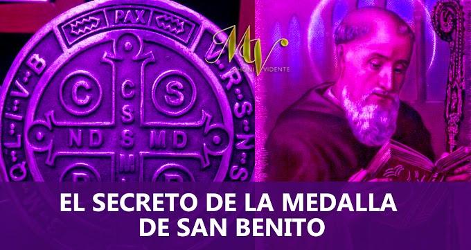 El secreto de la medalla de San Benito, ¿Para que sirve? Cómo usar para protección y brujerías