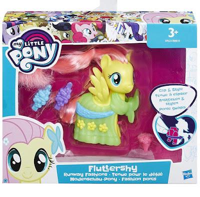 TOYS : JUGUETES - My Little Pony Fluttershy : Fashion Ponis | mi pequeño poni Hasbro 2017 | A partir de años COMPRAR ESTE JUGUETE EN AMAZON ESPAÑA
