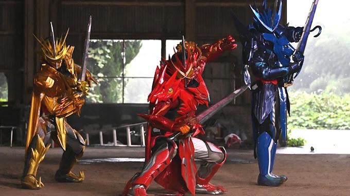Kamen Rider Saber Episode 10 Subtitle Indonesia