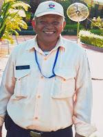Mr. Serey est un guide francophone au Cambodge depuis plus de 20 ans