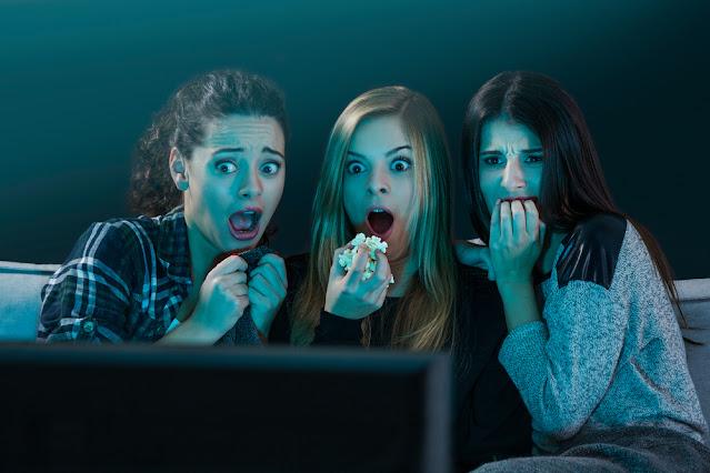 Ternyata, Film Horor Bermanfaat Bagi Kesehatan