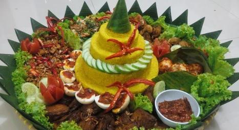 Pesan Nasi Tumpeng di Kemang Jakarta Selatan Via Online