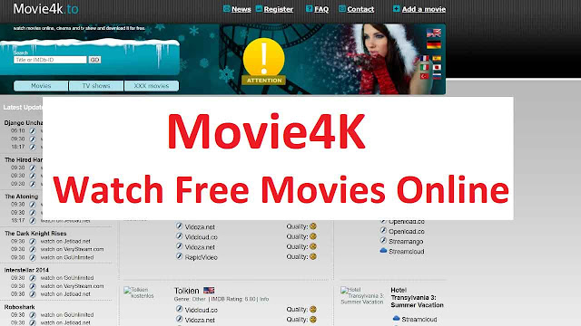 Movie4K Proxy & Mirror Sites | List of Movie4K Alternatives
