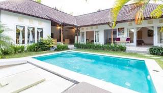Private Villa Rental Oberoi Kuta