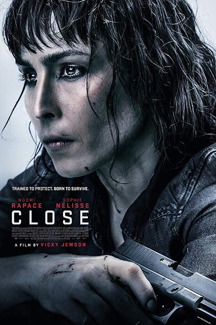 Close 2019 Netflix movie poster