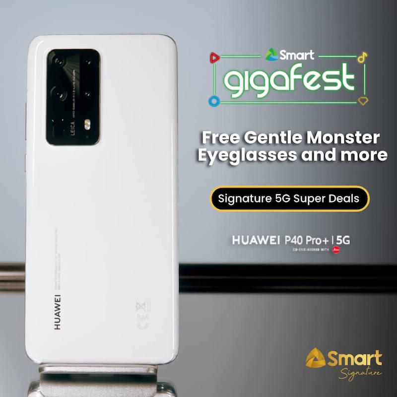 Smart Huawei P40 Pro+