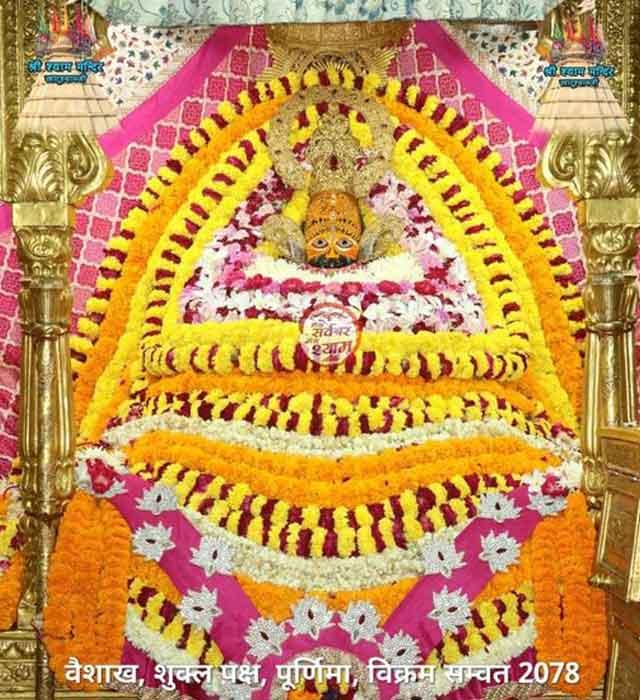 khatu shyamji ke aaj 26 may 2021 ke darshan