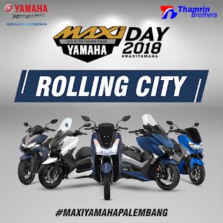Rolling City Palembang