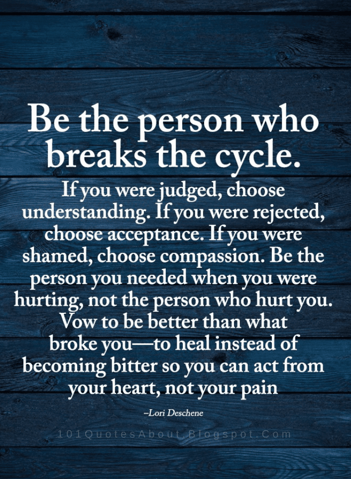 Better Person Quotes
