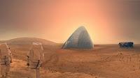NASA: Ζητούνται άτομα για να... χτίσουν σπίτια στον Άρη!