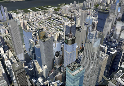 3D-Modell des Time Square