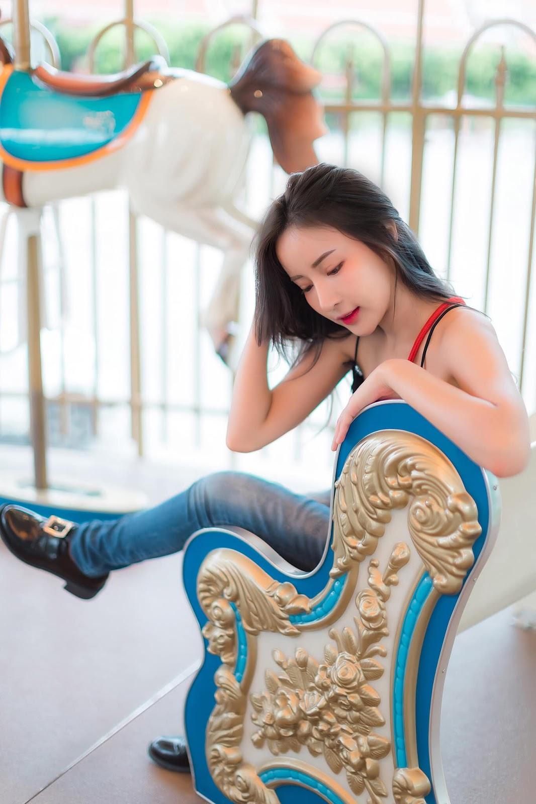 Thailand Hot Girl - Thanyarat Charoenpornkittada - My Memory Childhood Park - TruePic.net - Picture 4