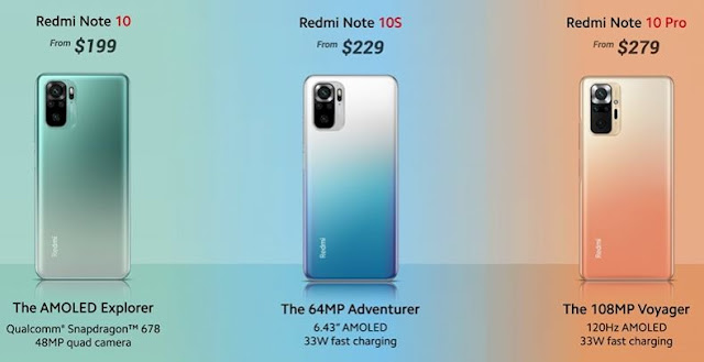 harga Xiaomi Redmi Note 10 PRO