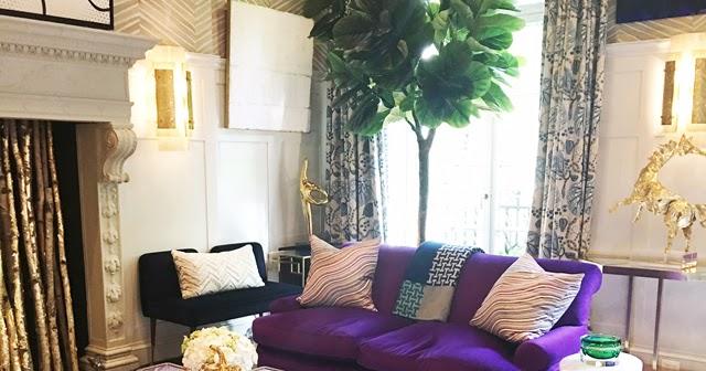 Sofa Table Set Sectional Sofas For Small Es Uk The Peak Of Très Chic: Designer Crush: Kirsten Kelli