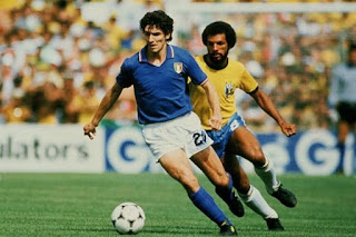 Morre o carasco do Brasil na Copa do Mundo de 1982