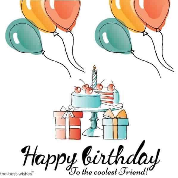 happy birthday friend zone