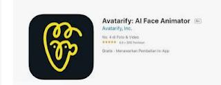 Cara Menggunakan Aplikasi Avatarifty Untuk Android Ternyata Begini