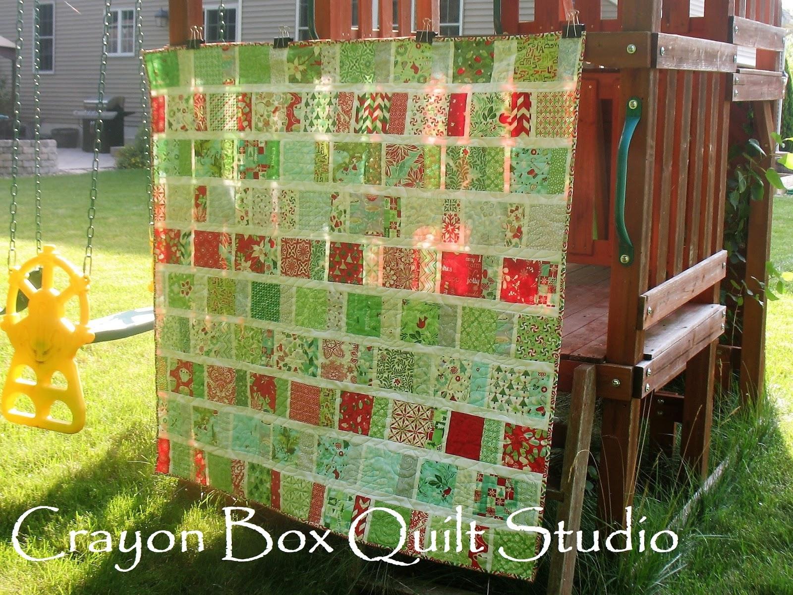 Crayon Box Quilt Studio Tutorials