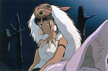 San Princess Mononoke 1997 animatedfilmreviews.filminspector.com