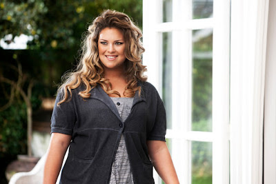 Tess Henstra Model Plus Size