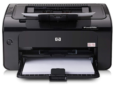 impress from anywhere using your smartphone or tablet amongst the costless HP ePrint app HP LaserJet Pro P1102w Driver Downloads