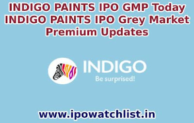 indigo paints gmp