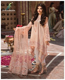 Juvi Fashion Festivel 19 Pakistani Suits wholesale