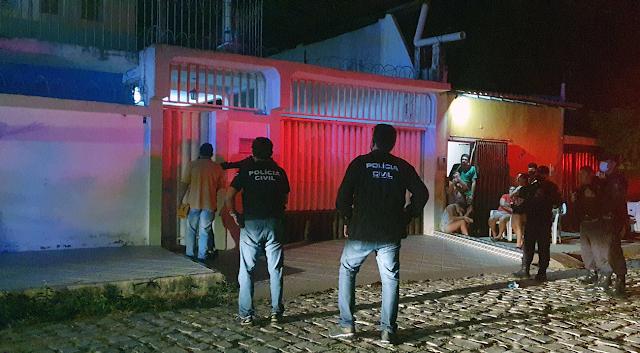 Ataque a tiros deixa duas pessoas mortas no Conjunto Liberdade em Mossoró, RN