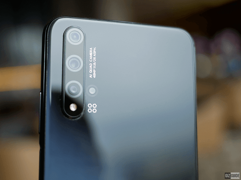 Huawei Nova 5t Review Flagship Features Mid Range Price Tag