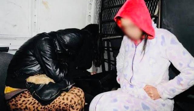 إعتقال 3 نسوة بالبيضاء لتورطهن في إعداد منزل للدعارة والفساد وتسهيل البغاء والتحريض على خرق حالة الطوارئ✍️👇👇👇