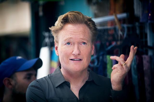 Conan O'Brien: religion, political views and hobbies