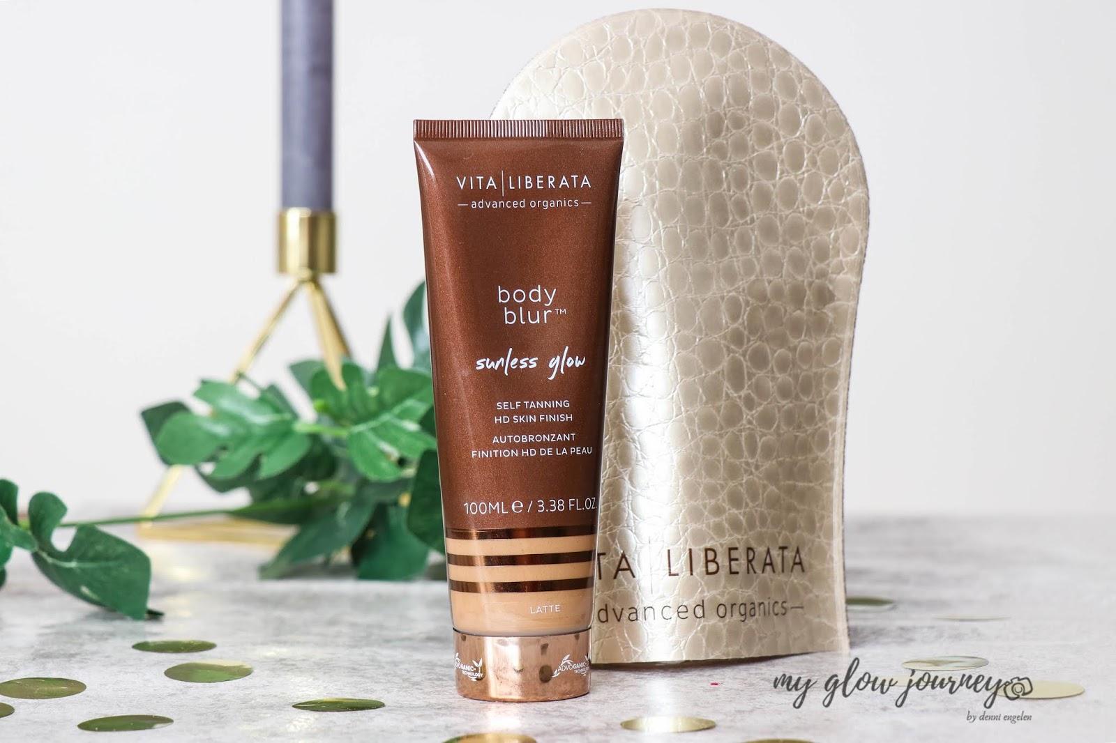 Vita Liberata Body Blur Sunless Glow Review and Demo