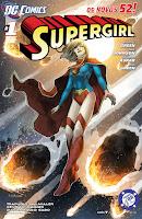 Os Novos 52! Supergirl #1