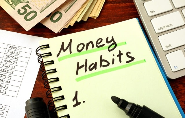 smart money habits to develop personal finances budgeting behavior