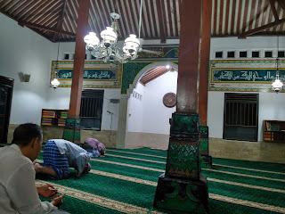 masjid pathok negoro babadan banguntapan bantul