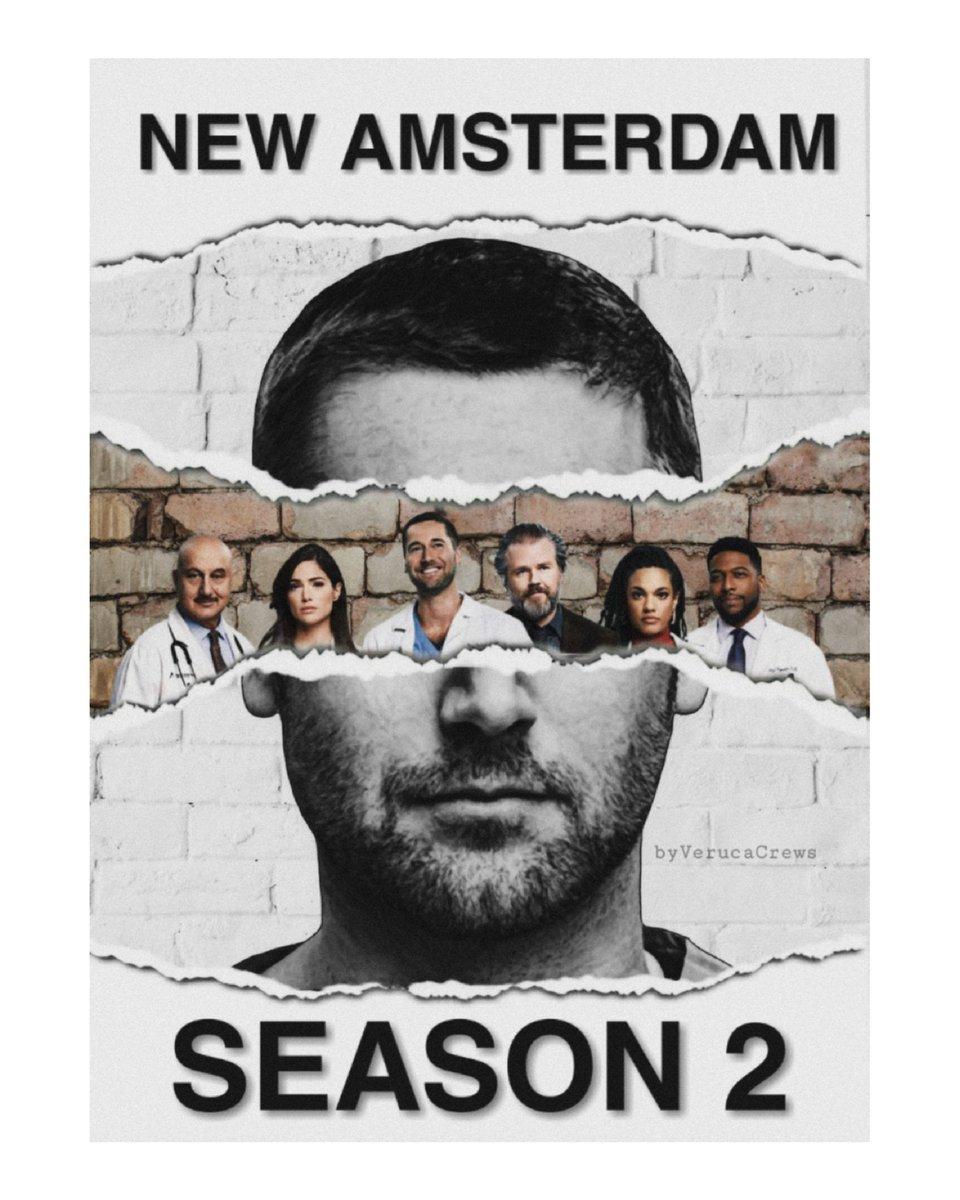 New Amsterdam Temporada 2 720p Subtitulado