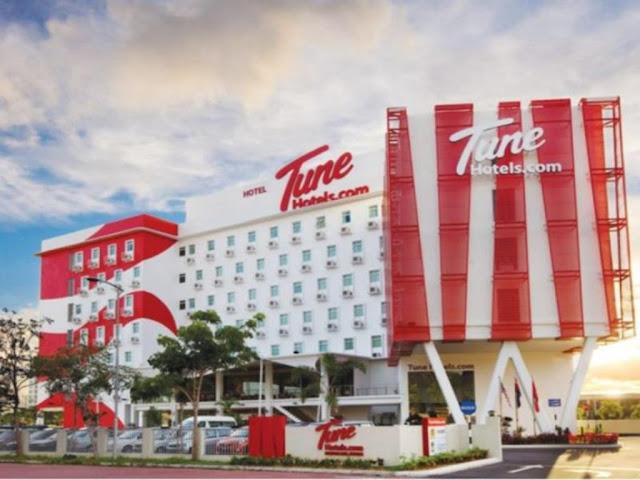 Hotel murah best dekat Legoland