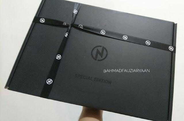 """Set NCIG """"special Edition"""" sempena Hari Merdeka"""