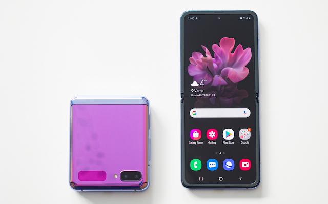 يحصل Galaxy Z Flip على تصحيح الأمان لشهر يوليو 2021