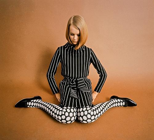 Lisa Byrd Thomas Hip Fashion Stylist Mod 1960 S Fashion