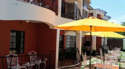 Three star hotel in Machakos