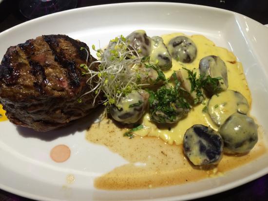 Restaurante The Beef Cut em Viña del Mar