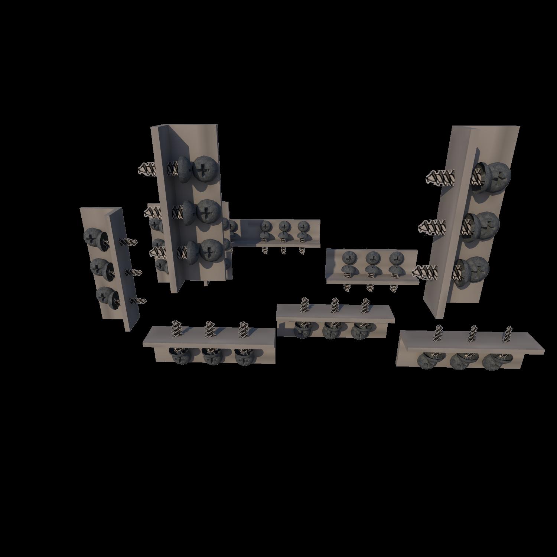 Barcket Aluminium