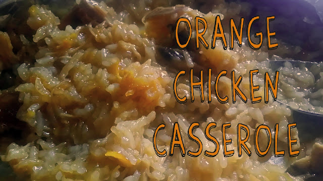 gotta try this hella good orange chicken casserole recipe its the bst thing going hella good chinese chicken
