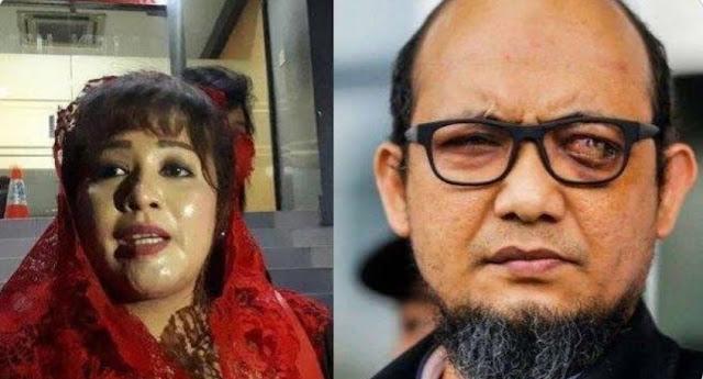 Enak Jadi Pendukung Penguasa, Sudah Dilaporkan Dewi Tanjung Sampai Sekarang Masih Aman