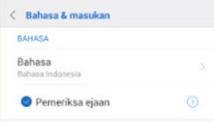Cara Mengganti Keyboard Xiaomi dengan Bahasa Indonesia