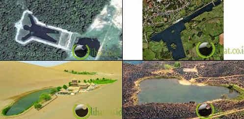 5 Danau yang paling Aneh di Dunia