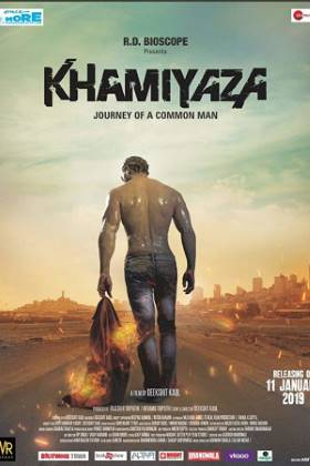 Khamiyaza 2019 Hindi 720p HDTV 900MB