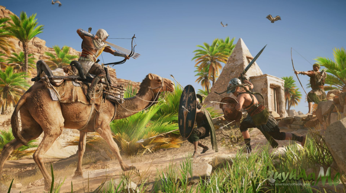 Assassin's Creed: Origins full version